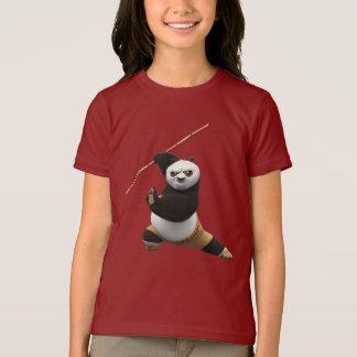 PO-Klingeln-Drache-Krieger T-Shirt