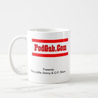 PodGab Produkte Kaffeetasse