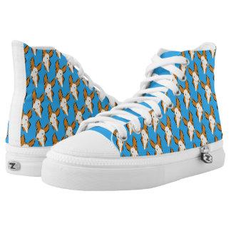 Podi Hoch-geschnittene Sneaker