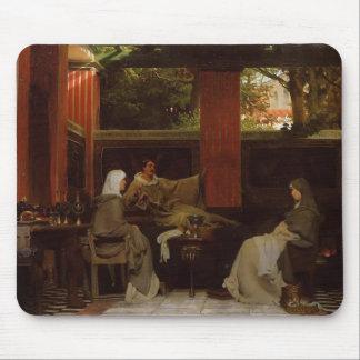 Poèmes de lecture de Lawrence Tadema-Venantius For Tapis De Souris