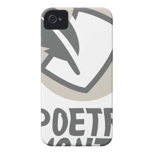 Poesie-Monat iPhone 4 Hüllen