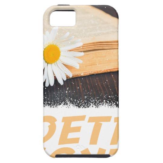Poesie-Monat iPhone 5 Case