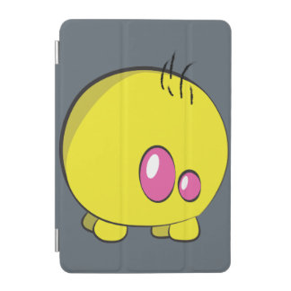 Pogo O.o kundenspezifische gelbe iPad Abdeckung iPad Mini Hülle