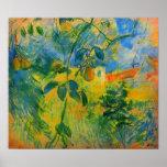 Poires par Berthe Morisot Poster