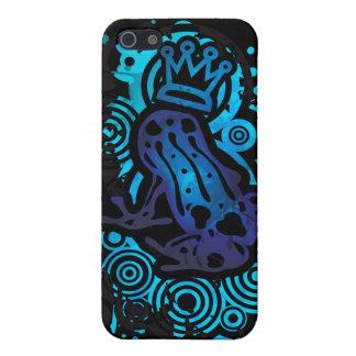 Poison_dart_frog Etui Fürs iPhone 5