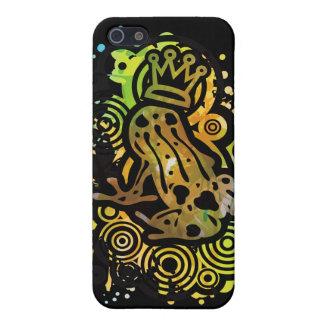 Poison_dart_frog iPhone 5 Case