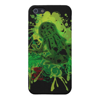 Poison_dart_frog iPhone 5 Etuis