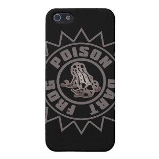 Poison_dart_frog iPhone 5 Schutzhülle