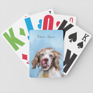 Poker-Gesichts-Spielkarten Bicycle Spielkarten