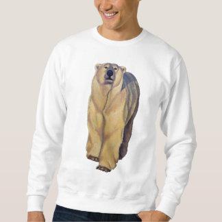 Polarer Bärn-Kunst-Shirt-polarer Bärn-Sweatshirts Sweatshirt