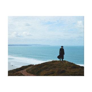 Poldark Land Cornwall England Leinwanddruck