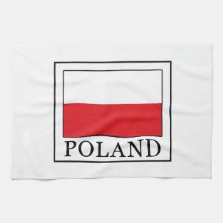 Polen Handtuch