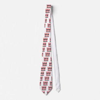 Politikwissenschaftlerschreckensentwürfe Personalisierte Krawatten