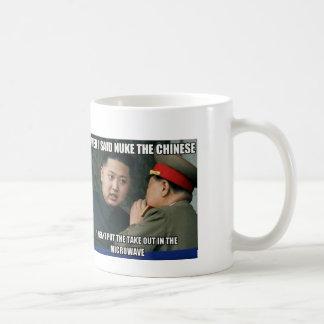 Politisch falsche Kaffee-Tasse Tasse