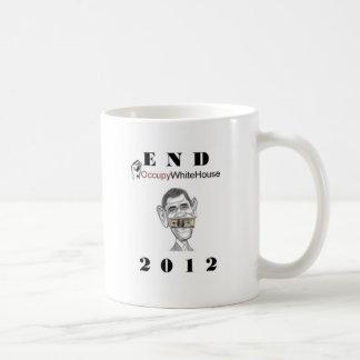 Politisch Kaffeetasse