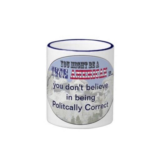 Politisch korrekt kaffeetassen