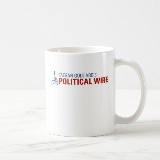 Politische Draht-Tasse