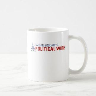 Politische Draht-Tasse Tasse