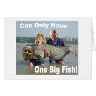 Politische Fischen-Karte
