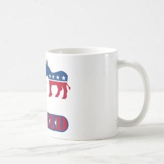 Politische Habsucht Tasse