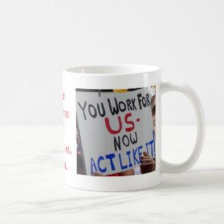 Politische Kaffee-Tassen Tasse