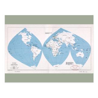 Politische Karte der Welt (1983)