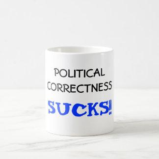 Politische Korrektheit ist zum Kotzen Tasse