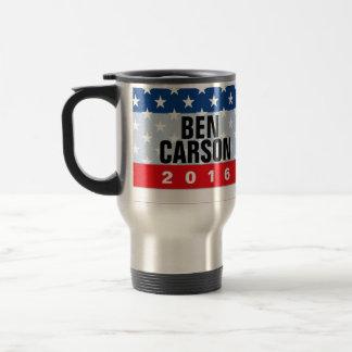 Politischer Konservativer Bens Carson 2016 Kaffeetassen