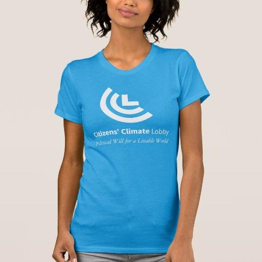 Politischer Wille für die wohnlichen Weltdamen T-Shirt