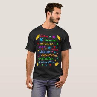 Politisches Vokabular des Momentes sarkastisch T-Shirt