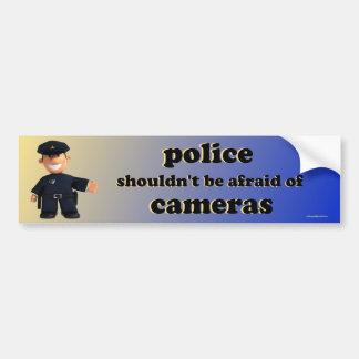 Polizei Autoaufkleber