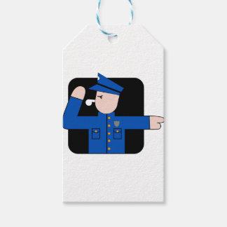Polizei bemannt geschenkanhänger