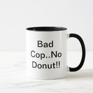 Polizist-Tasse Tasse