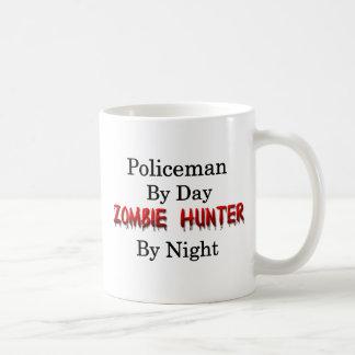 Polizist-/Zombie-Jäger Kaffeetasse