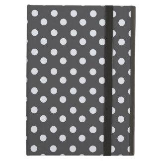 Polka-Punkt-Muster-iPad Air-Fall
