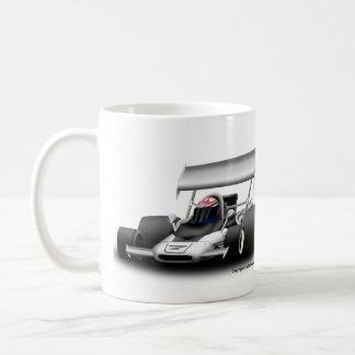 Polnische Rennfahrer von Amerika PRDA Kaffeetasse
