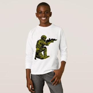 Polnischer Freiheits-Soldat T-Shirt