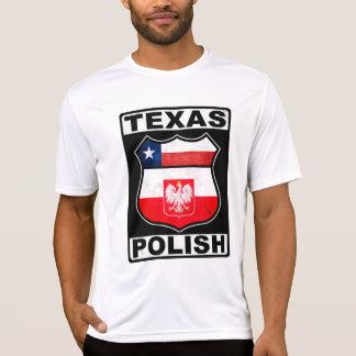 Polnisches amerikanisches T-Stück Texas T-Shirt