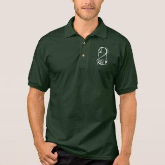Polo-Shirt mit KELP-Logo Polo Shirt