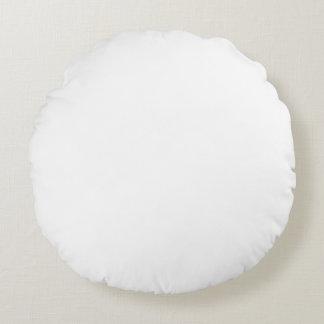 Polyester Rundes Kissen