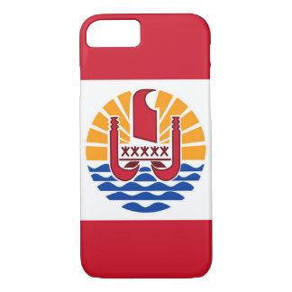 Polynesisches Flaggen-iPhone/Samsung bedecken iPhone 7 Hülle