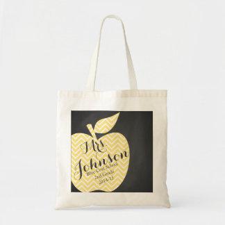 Pomme de achat de cartable de fourre-tout de sac en toile budget