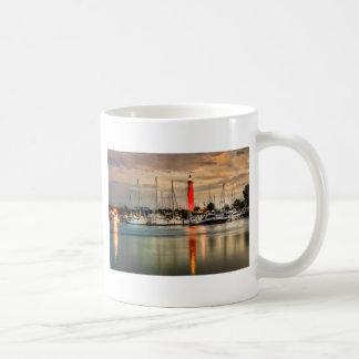 Ponce Einlass-Leuchtturm Kaffeetasse