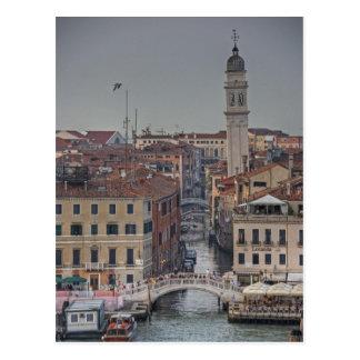 Ponte De La Pietà Postkarte