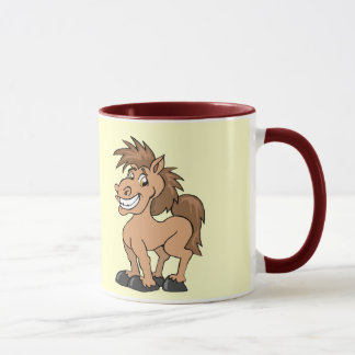 pony12, pony12 tasse