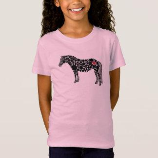 Pony-Liebe-T - Shirt