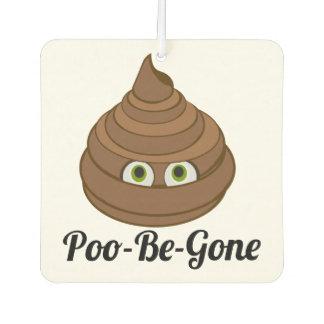 Poo-Sein-Gegangenes lustiges Lufterfrischer