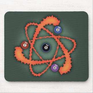 Pool-Atom II Mousepads