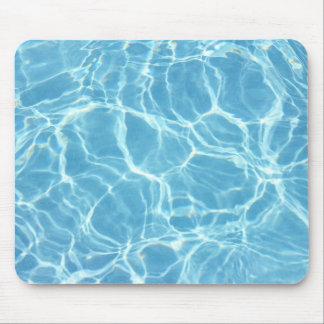 Pool-Wasser Mousepad