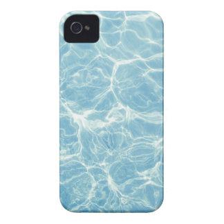 Pool-Wasser, Pool, Schwimmen, Sommer iPhone 4 Etuis